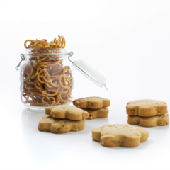 Molasses and Pretzel Cookies - Multi Pack