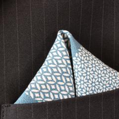 Pocket Square - Kimono
