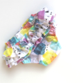 """Watercolour bright splash""