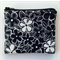 Black & White Daisy Purse