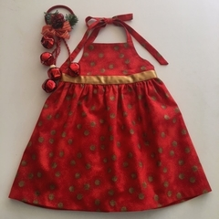 Sizes 6 to 9 Months and Size 2  Golden Spots Dress