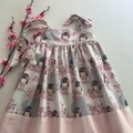 Size 3 - Pretty in Pink Party Dress