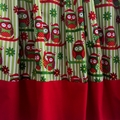 Size 3 - Christmas Owls
