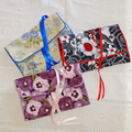 Jewellery  pouch, traveller's essential,   Mother's Day gift
