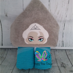 Ice Queen Towel