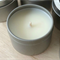 Baby Shower Favours - Soy Candle Tin - Personalised Label