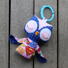 Little Hooty Tootlet Owl