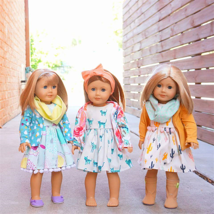 18 Inch Doll Clothes American Girl Clothes Our