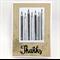 Thank You Card - Thanks, Neutrals, Pencils