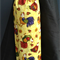 Plastic Grocery Bag Holder - Yellow