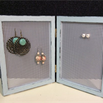 Earring holder, Jewellery Frame, Earring display, Earring frame, jewelry storage