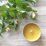 Lemon Myrtle - Beeswax - Bush Tin Candle