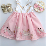 Magical Parade Girl Tea Party Dress, Girl