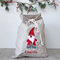 Large Personalised Santa Sack -  Santa in Stone