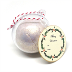 Gingerbread Bubble Bar Bauble