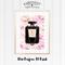 Chic Parfum A4 Print