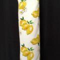 Plastic Grocery Bag Holder - Lemons