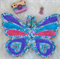 Fabric Boutique Butterfly Wings - Custom Designed