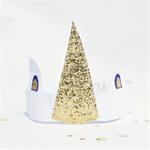 Unicorn Crown - Gold and Purple - Unicorn Party - Unicorn Costume