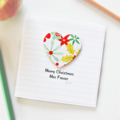 Teacher Thank You card   Personalised   8 Quotes to Choose From   Custom Made