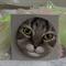 Cat Fabric Badge