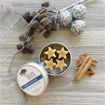Christmas Stars - Beeswax - Wax Melts