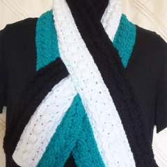 AFL Stylish Supporters Scarves, Hats, Beanies - Port Adelaide - Unisex