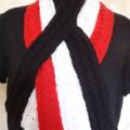 AFL St. Kilda - Stylish Crochet Hats Scarves Beanies - Unisex