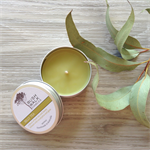 Billy Tea - Beeswax - Bush Tin Candle