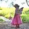 Rose-Petal  Fairy Tutu