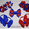 Big Bella 'Fun' School Bow Pack -  Custom Made in school colors