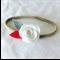 Christmas Rose Sparkles Felt Flower Headband