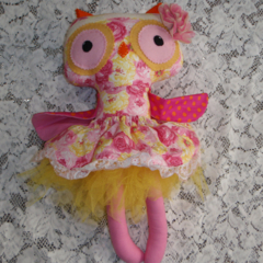 Owl softie