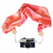 Scarf Camera Strap –  say it with flowers, silk, accessories, DSLR, floral