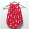 Reindeer Christmas Darling Playsuit / Romper Size 00 (3 - 6 months)
