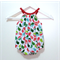 'Little Birdie' Christmas Darling Playsuit / Romper Size 000 (0 - 3 months)