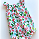Little Birdie Christmas Seaside Baby Romper / Playsuit  