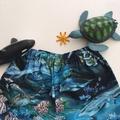 """Sizes 3, 4 & 6 - """"Life at Sea"""" Shorts"""