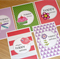 Set 5 Happy Birthday cards - value pack -  FREE POST !
