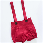 Poppy Suspender Bloomers