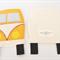 Mustard camper coaster, kombi mug rug, hippie gift, quirky gift