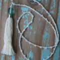 Tassel Necklace Christmas Gift Birthday Gift Handmade Necklace Ready to Post