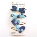 Set of school hair accessories - YOU CHOOSE COLOUR