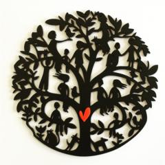 Family Tree Mandala #1