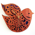 Jarrah Nordic Bird clock