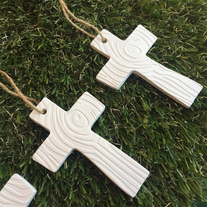 3 x clay cross tags decorations teacher gift christmas religious 3 x clay cross tags decorations teacher gift christmas religious easter negle Choice Image