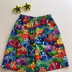 "Size 4 - ""Clown Fish"" Shorts"