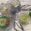 Christmas Toy Soap ~ cute, handcrafted glycerine soaps.