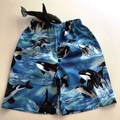 "Size 7 - ""Killer Whales""Shorts"