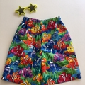 "Size 4 - ""Clown Fish"" Shorts"
